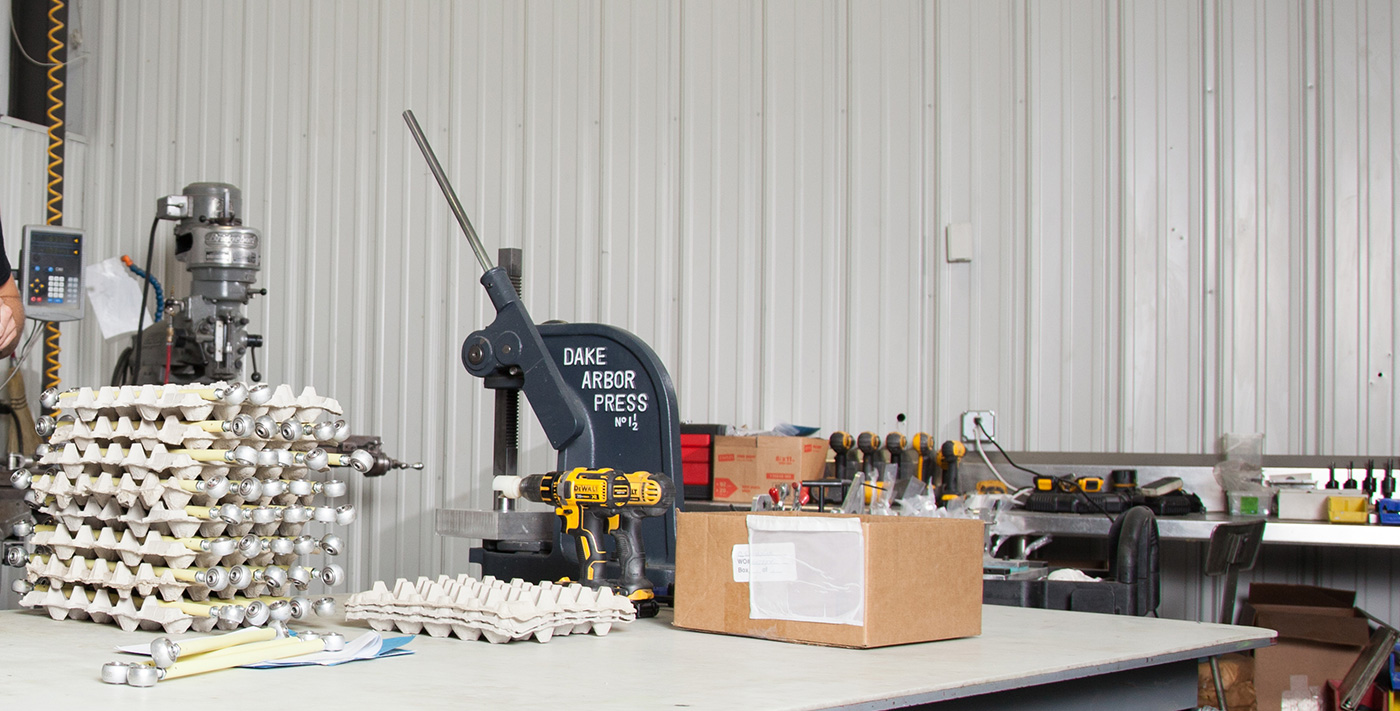 C.E. Machine Wichita, KS Aircraft Manufacturing Machine Shop Facility